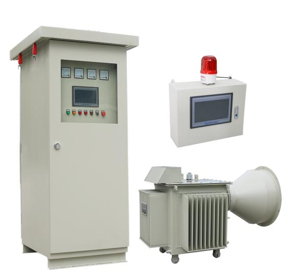 Outdoor high and low voltage power supply